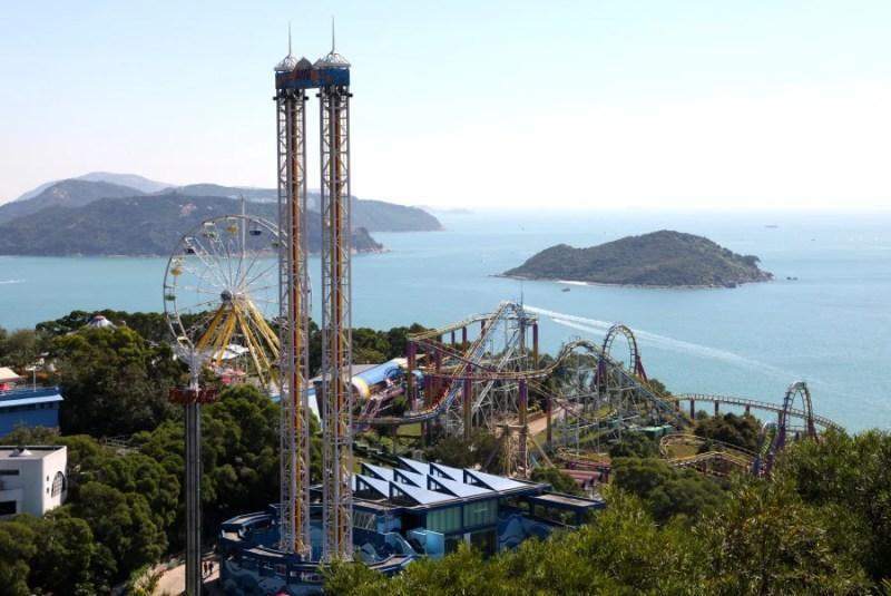 Ocean Park - photo courtesy of Ocean Park
