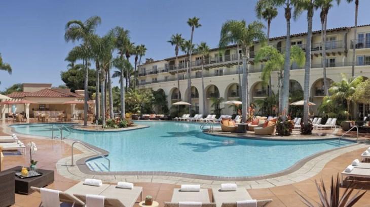 Pool at the Ritz-Carlton, Laguna Niguel