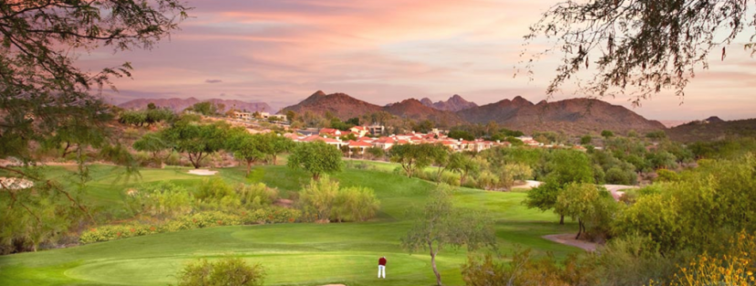 Redeem your Hilton points for golf lessons and a round of 18 at Lookout Mountain Golf Club in Arizona.