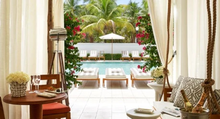 The Shelbourne Wyndham in South Beach for just 15,000 points — a great deal!