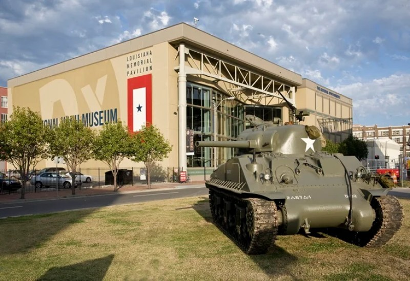 The WW2 Museum