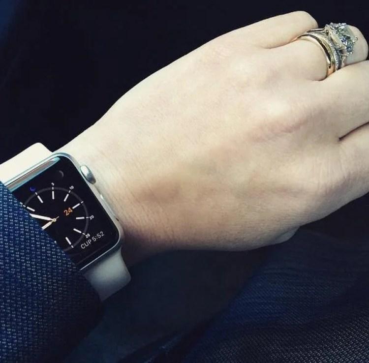 apple watch kayla tausche