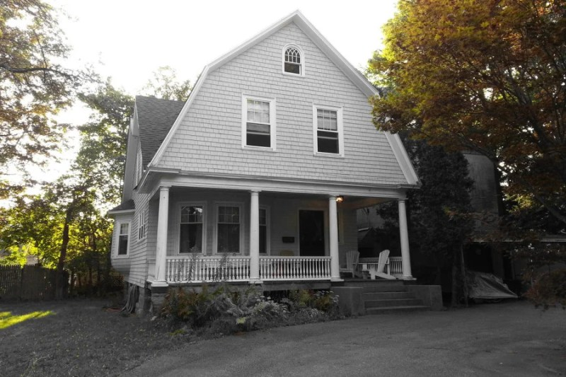 Airbnb lists some wonderful historic homes and quirky lodgings in Bar Harbor.