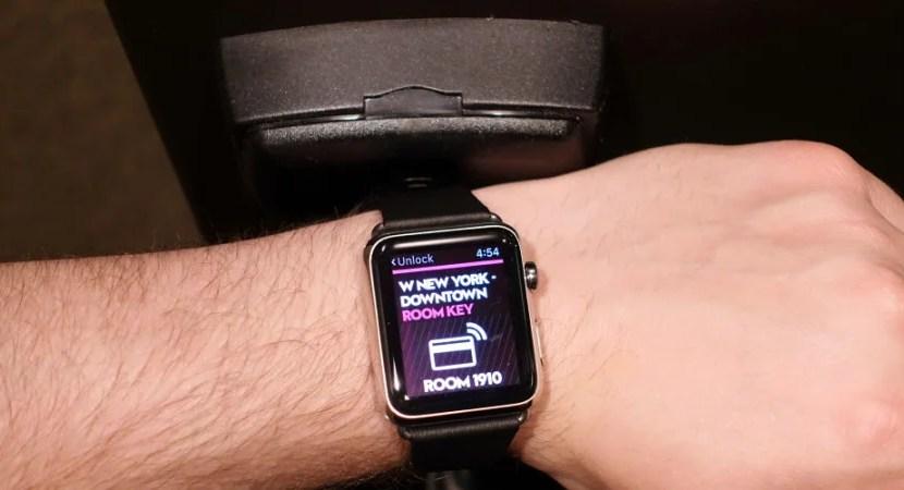W Hotels Apple Watch