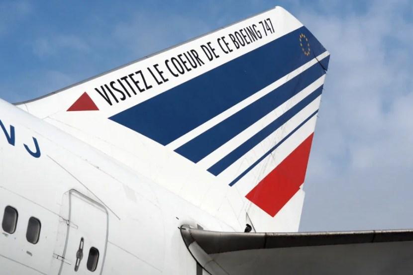 Paris Air Show 747 Museum