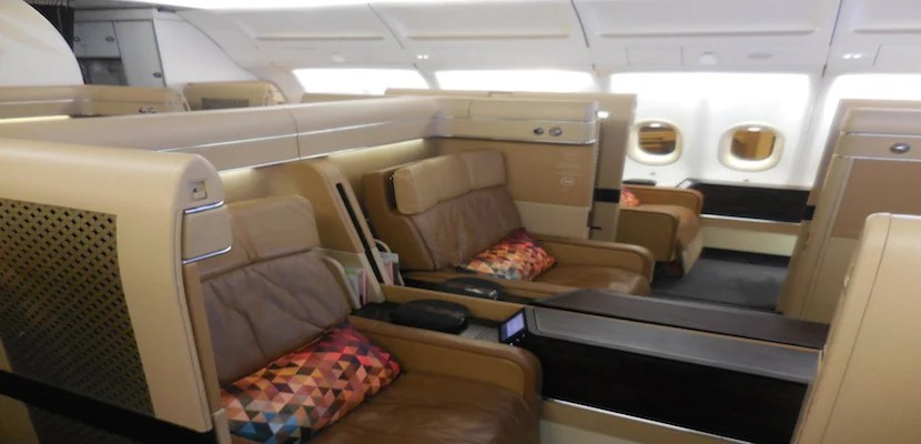 I flew Etihad's Diamond First Class last month and loved every minute of it.
