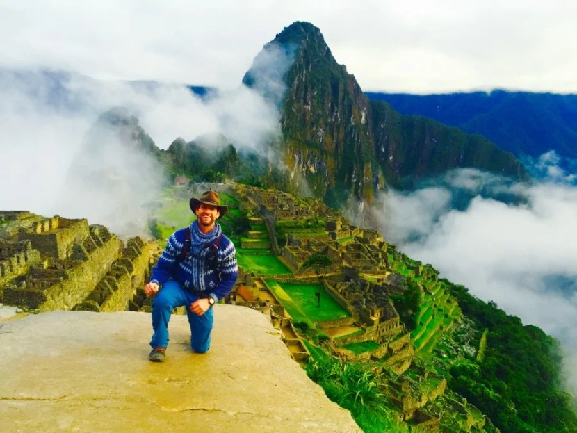 I was on top of the world in Machu Picchu — and hope to return someday.