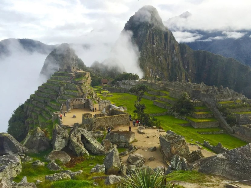 Hidden for years high in the mountains of Peru, Machu Picchu isn't a secret more.