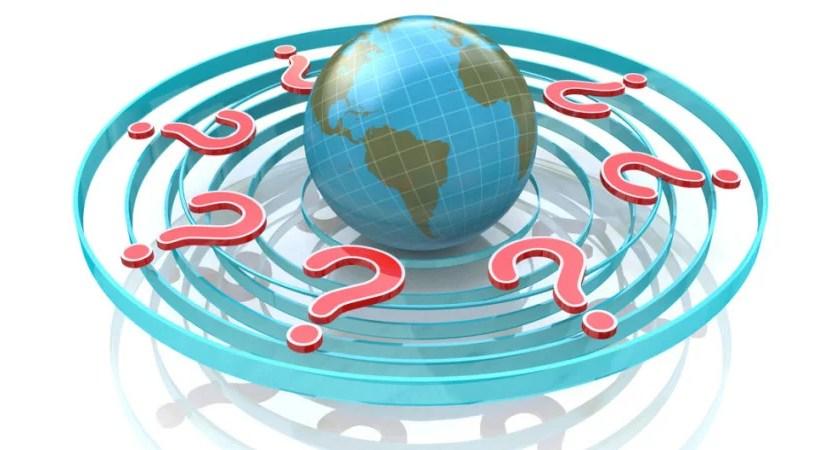 Mystery-Globe