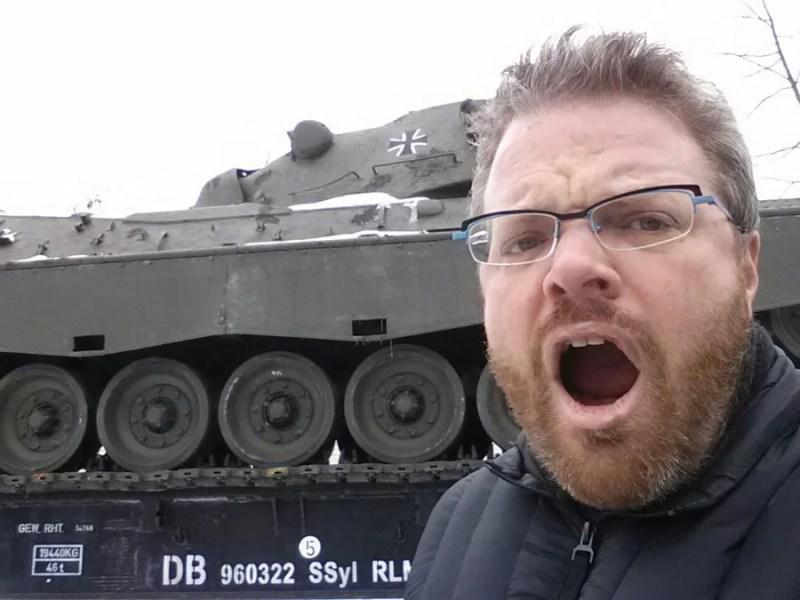 Panzermuseum!