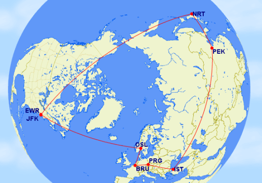 Despite stretching my miles to the limit, my round-the-world trip turned out to be more tiring than relaxing!