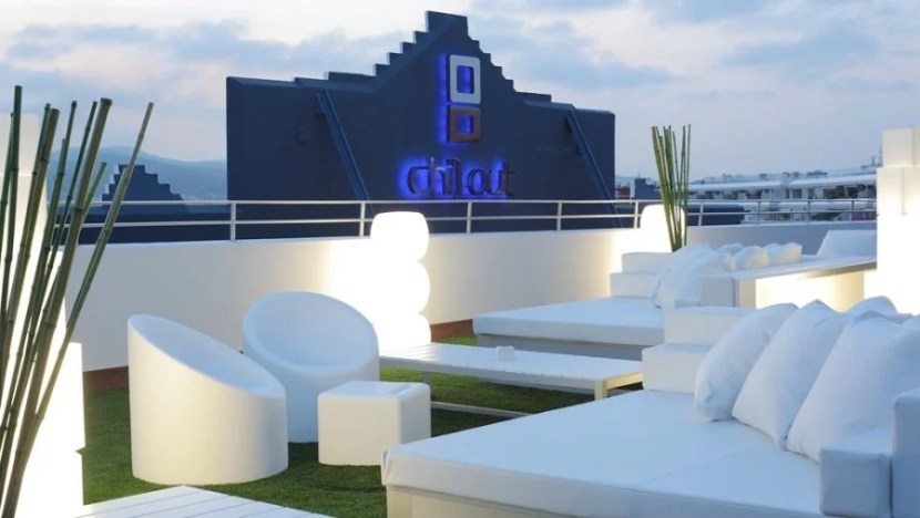 Hotel Ocean Drive on Ibiza. Photo courtesy of Hotel Ocean Drive.