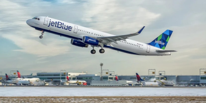 JetBlue A321 Featured