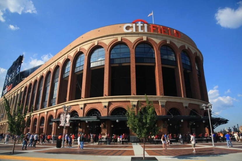 Citi Field in New York, New York. Photo courtesy of the stadium.