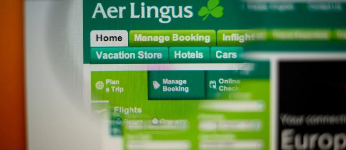 EU approves the sale of airline Aer Lingus. Photo courtesy of Shutterstock.