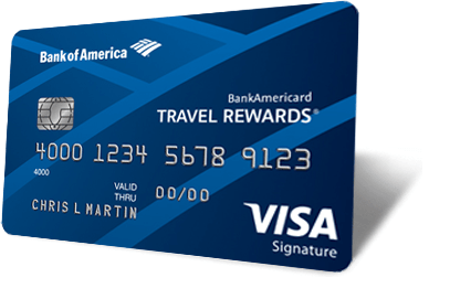 The BankAmericard Travel Rewards card has doubled its sign-up bonus; is it worth an application?