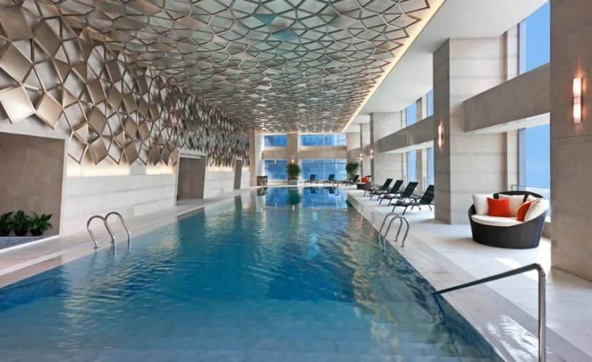 """The Sheraton Grande Beijing is another of the new """"Grand"""" properties."""