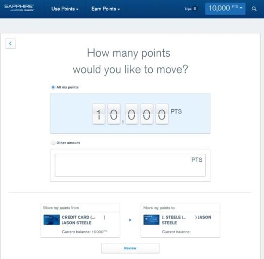 How many points