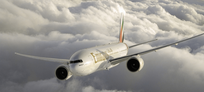 Emirates' new flight to Panama City will be operated by a three-class Boeing 777-200LR.