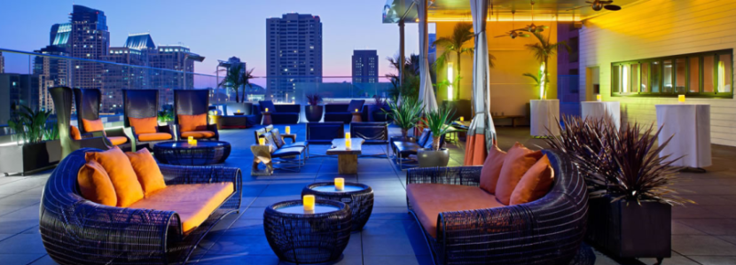 I am looking forward to checking out the Andaz San Diego, especially since the fourth night of my stay will be free!