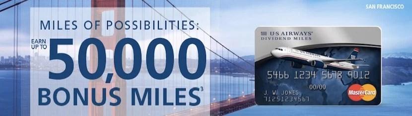 US Airways Credit Card
