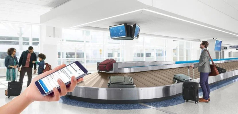 AA Baggage Tracking