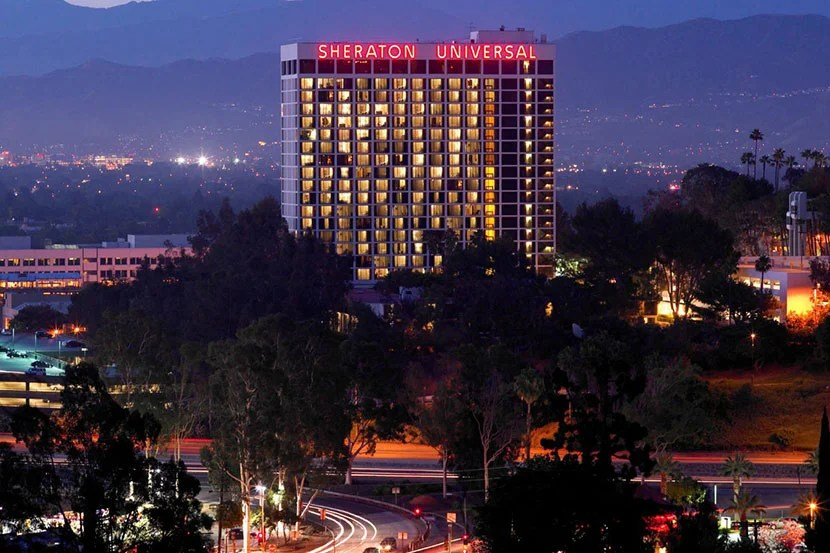 The Birth Year promotion can save you nearly $600 on a three-night stay at the Sheraton Universal Hotel.
