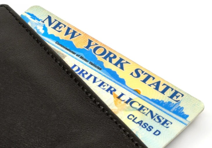 You may not be able to fly with your NY license in 2016. Photo courtesy of Shutterstock.
