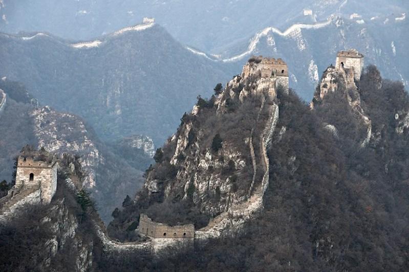 830 Jiankou Great Wall
