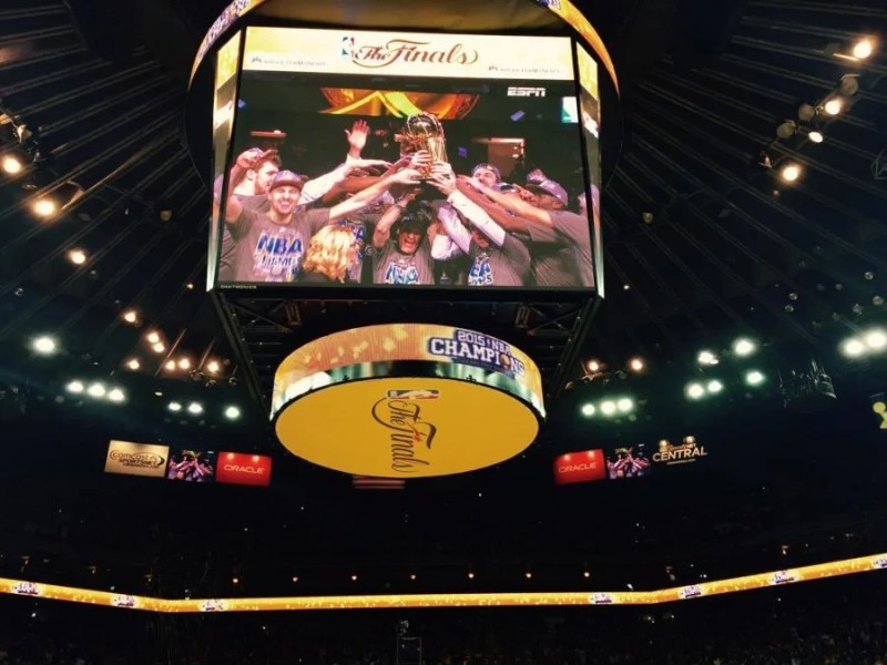 Oracle Arena - Warriors