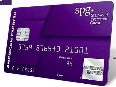 The SPG from Amex has been redesigned and given new benefits.
