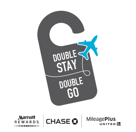 The Double Stay, Double Go promotion gives you bonus miles for your United and Marriott purchases this November.
