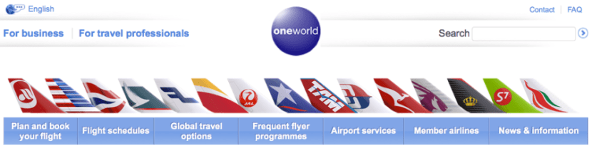 Though the smallest of the three alliances, Oneworld has useful member airlines.