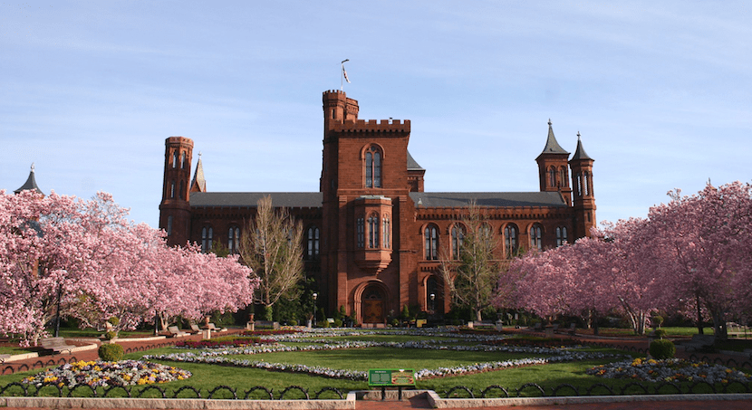 Most of the Smithsonian's 19 museums offer free admission. Photo courtesy of: Smithsonian Institution.