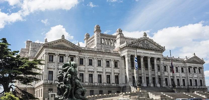 Uruguay's once-sleepy capital of Montevideo is buzzing.