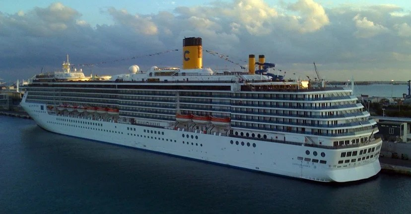 My wife and I spent a week in a balcony cabin on the Costa Atlantic a for $365 per person. Photo courtesy Wikipedia.