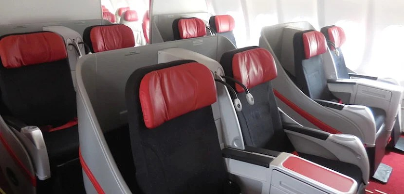 Flight Review Airasia X A330 Premium Flatbed Tokyo Kul