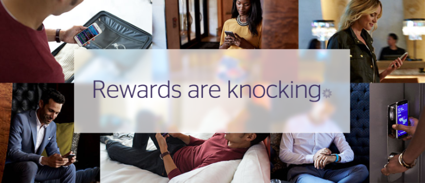 Earn 2,500 Starpoints for trying SPG Keyless.