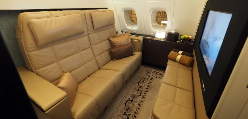 Etihad A380 Residence Featured