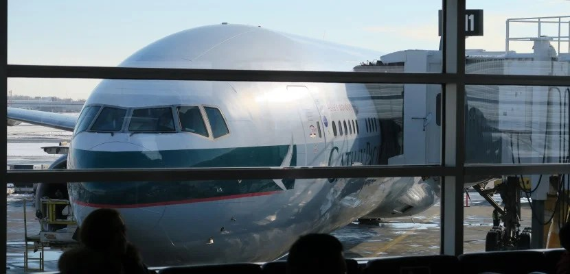Featured Cathay Pacific 777-300ER