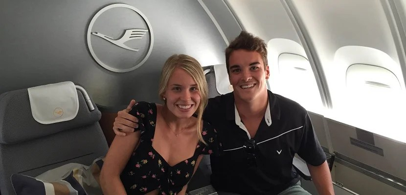 Success story Jake Lufthansa featured