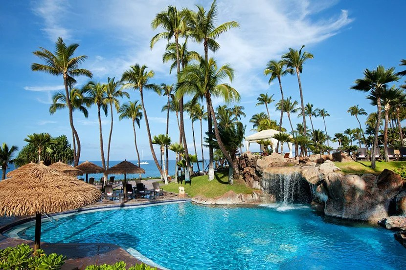 The Westin Maui was the most popular property for award redemptions in the Starwood brand.