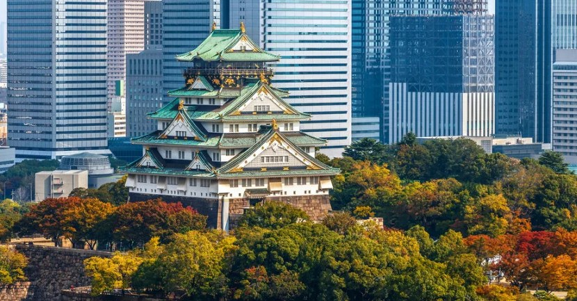 Osaka Japan Featured