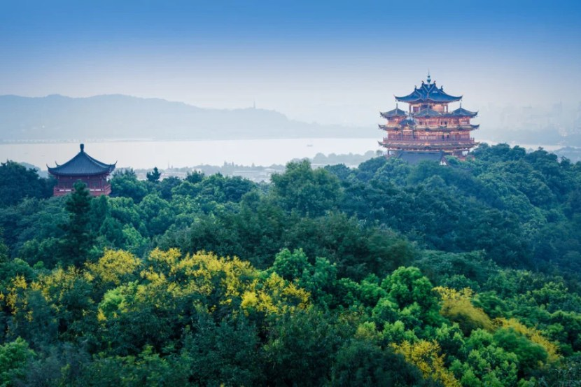 The extended visa waiver will also cover Hangzhou and Nanjing. Image courtesy of Shutterstock.