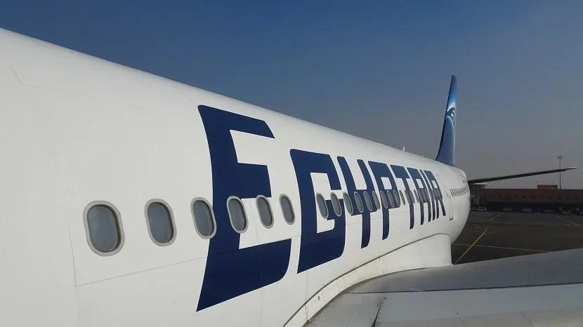 EgyptAir's Airbus A330.