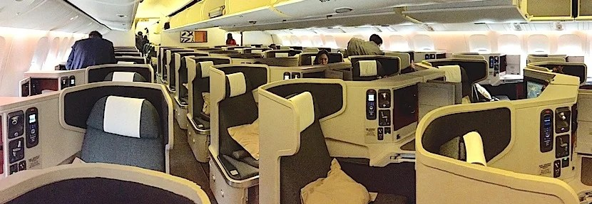 Cathay's business-class product could soon become more difficult to book.