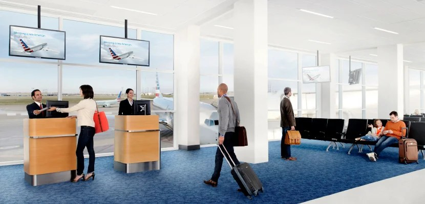 american airlines elite boarding airport featured