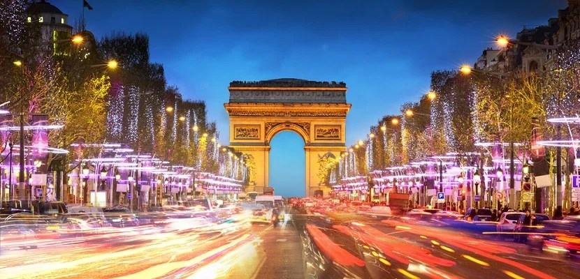Paris. Image courtesy of Shutterstock.