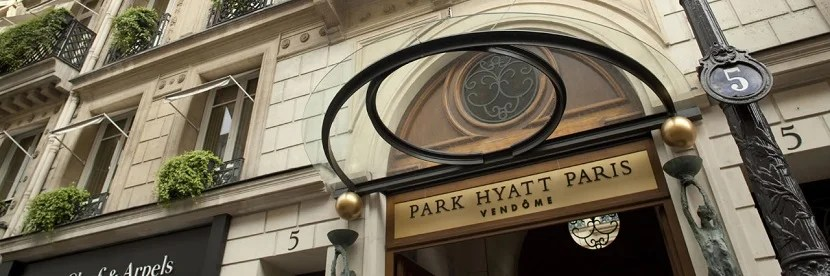 The Citi Prestige's 4th night free benefit can come in handy at high-end properties like the Park Hyatt Paris Vendôme.