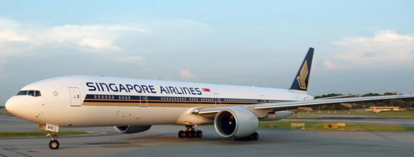 Just because you're using Singapore miles doesn't mean you have to fly Singapore!
